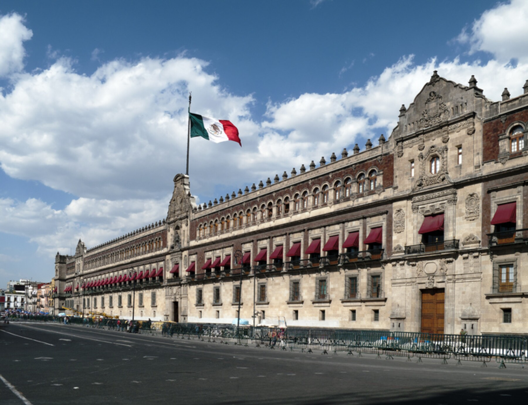Palacio Nacional (National Palace), Mexico City