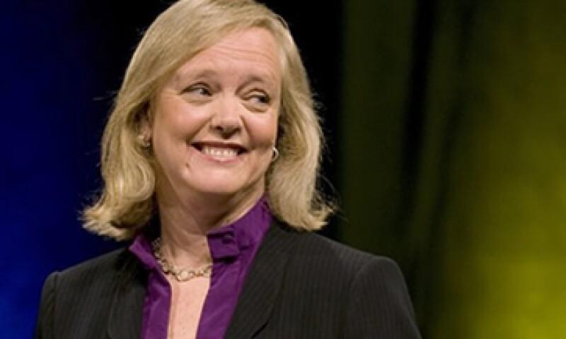 Meg Whitman además de ser la nueva CEO de HP, es candidata a gobernadora de California. (Foto: Reuters)