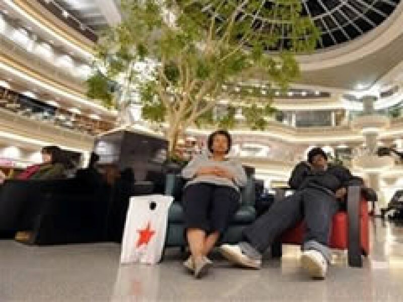 El aeropuerto de Atlanta se encuentra entre los primeros diez más transitados. (Foto: AP)