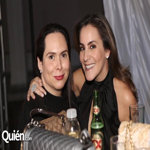 Alexa Rudolfo y Silvia Rojo
