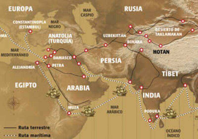Algunos estudiosos parecen demostrar que ciertas aventuras que el viajero Marco Polo dijo haber tenido, fueron resultado de su imaginación. (Foto: Alejandro Rodríguez)