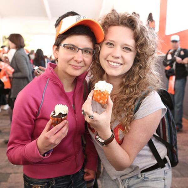 Elsa Nuncio y Graciela Vilu