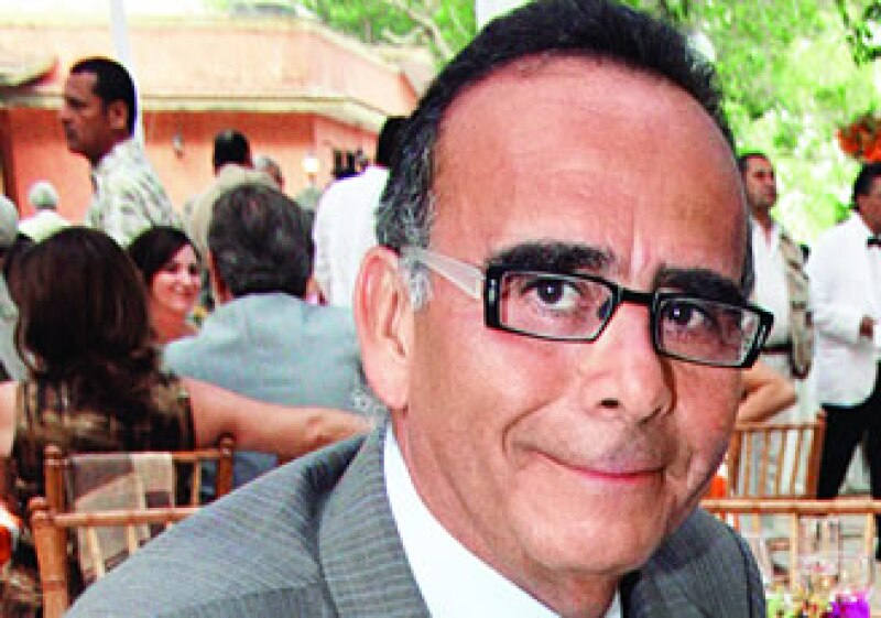 Alfredo Chedraui Obeso se estrenó en el ranking 2010 de Los 100 Empresarios más Importantes de México; ocupa el lugar 22.  (Foto: Rodrigo Terreros)