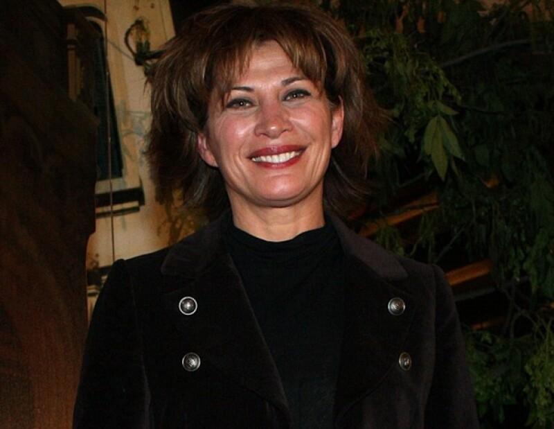 La actriz mexicana se dijo muy feliz en su faceta de abuelita, pues ama profundamente a sus nietos.