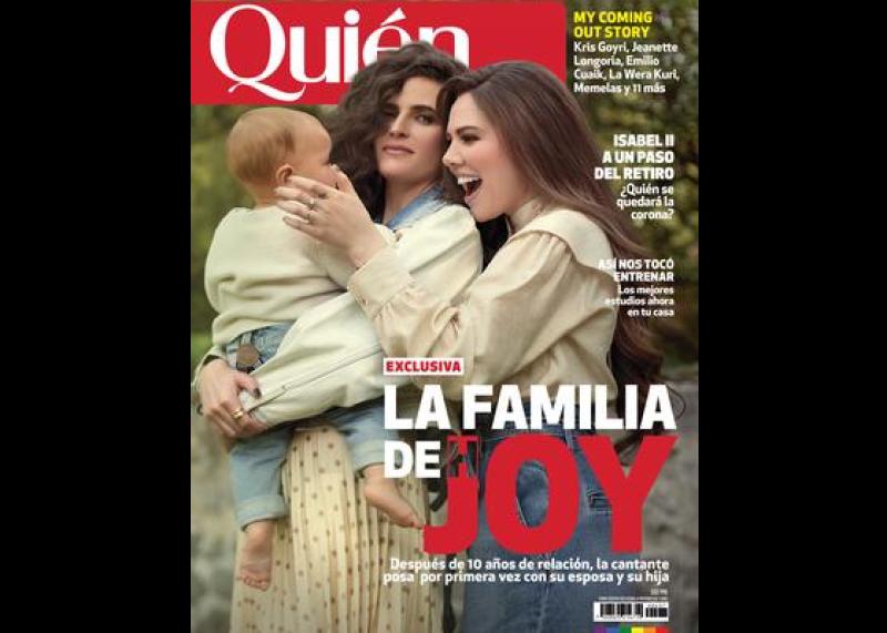 Revista quién Junio