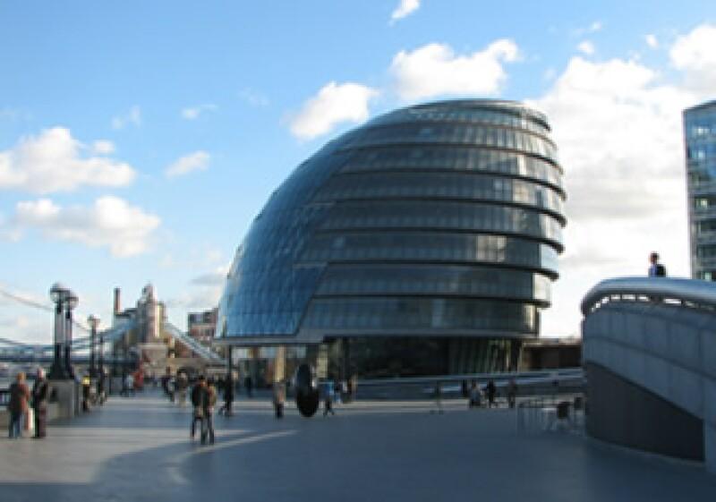 London City Hall, uno de los proyectos más emblemáticos de Foster + Partners. (Foto: Cortesía SXC)