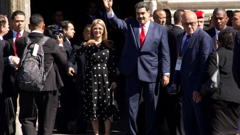 Maduro en México