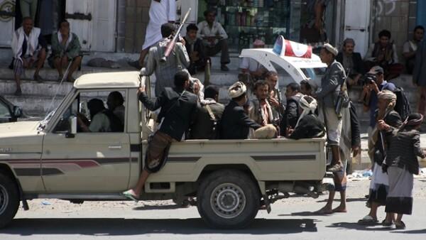 fuerzas combate yemen