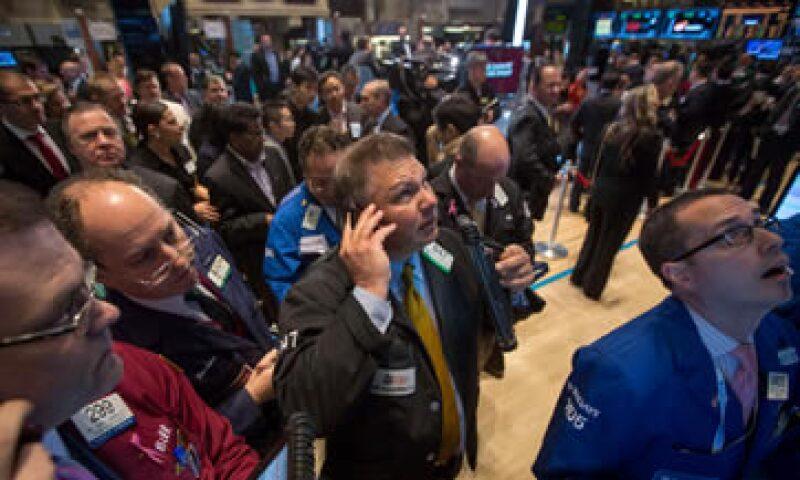 La Bolsa de NY también se vio afectada porque el mercado se mantuvo atento a factores económicos. (Foto: Reuters)