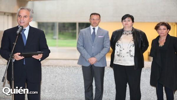 Francisco Caballero,David Cohen,Magdalena Cuenca,Francisco Caballero