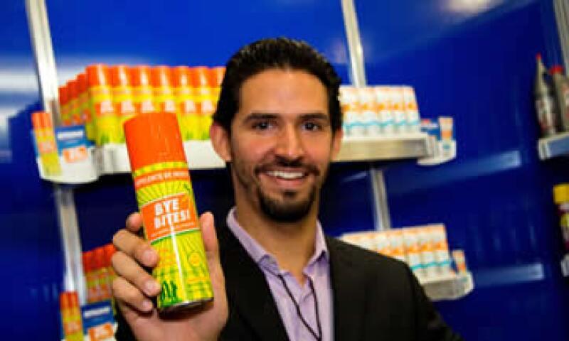 La marca Bye Bites, es el producto estrella con el que la marca apostará por la expansión. (Foto: Cortesía Vender de México.)