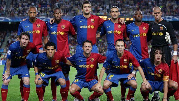 Barcelona v Sporting Lisbon - UEFA Champions League
