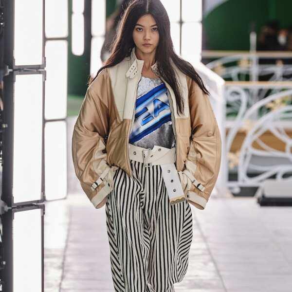Louis Vuitton show, Runway, Spring Summer 2021, Paris Fashion Week, France - 06 Oct 2020
