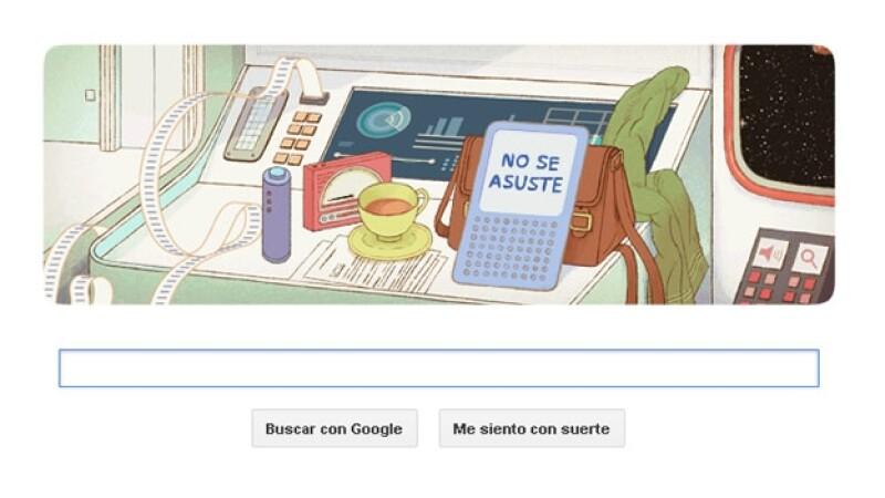 internet, tecnología, doodle, google