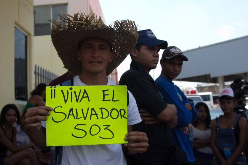 El Salvador y la aministía