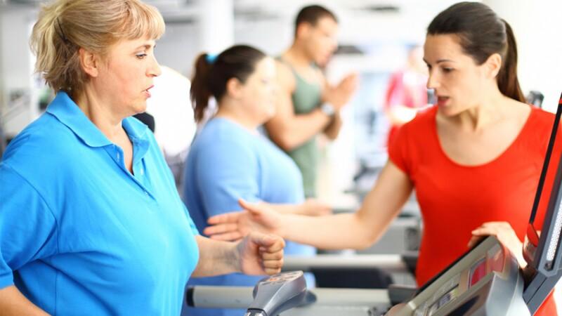 Luchar contra la obesidad es un trabajo en equipo.