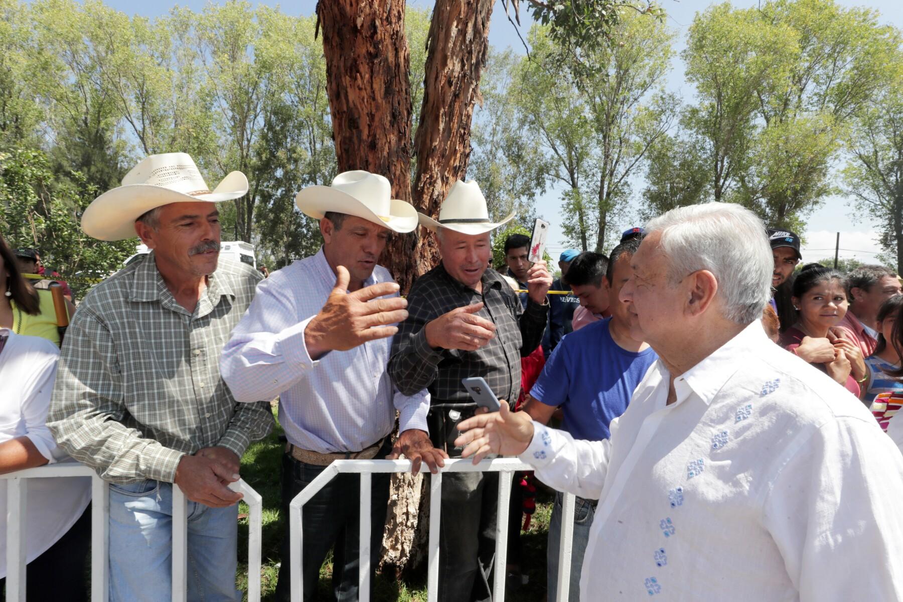 AMLO gira Zacatecas