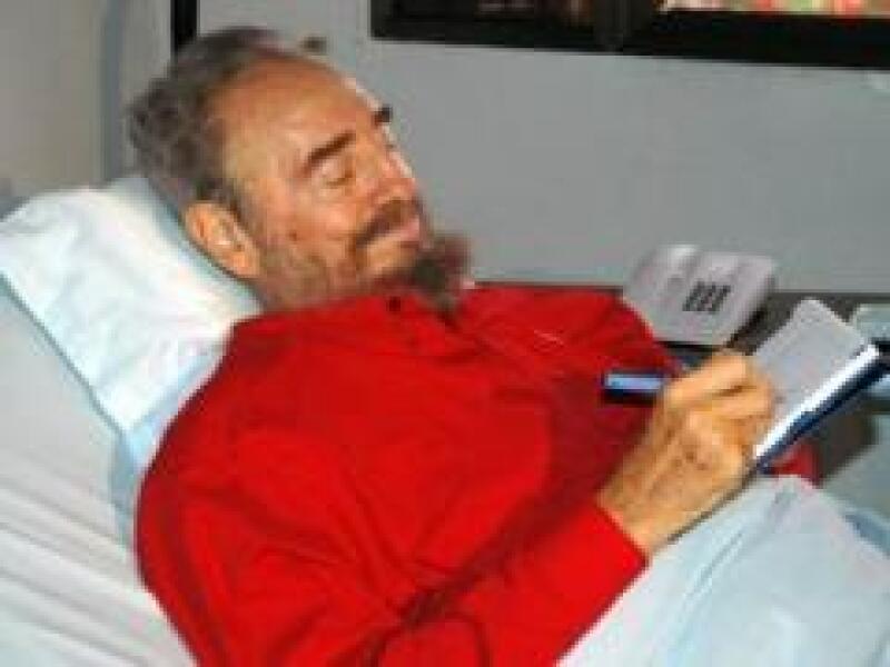 Castro volvió a escribir luego de más de un mes de silencio, tras reunirse con Cristina Fernández. (Foto: Archivo)