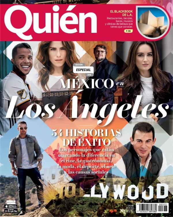 Revista Quién LA