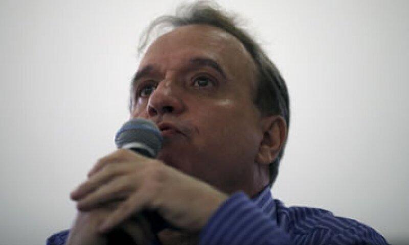 Murilo Ferreira, presidente también de la minera Vale, disfrutaba de una licencia de trabajo desde septiembre pasado. (Foto: Reuters )