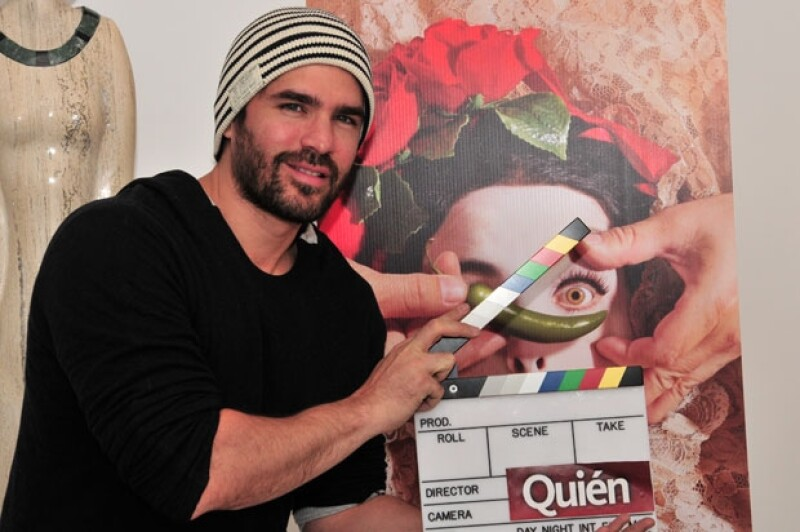 El actor, cantante y modelo mexicano vive un cumpleaños dedicado a Dios, practicando el celibato pero dispuesto a encontrar a la mujer ideal para formar una familia.