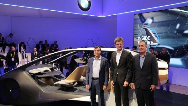 Intel y los coches autónomos