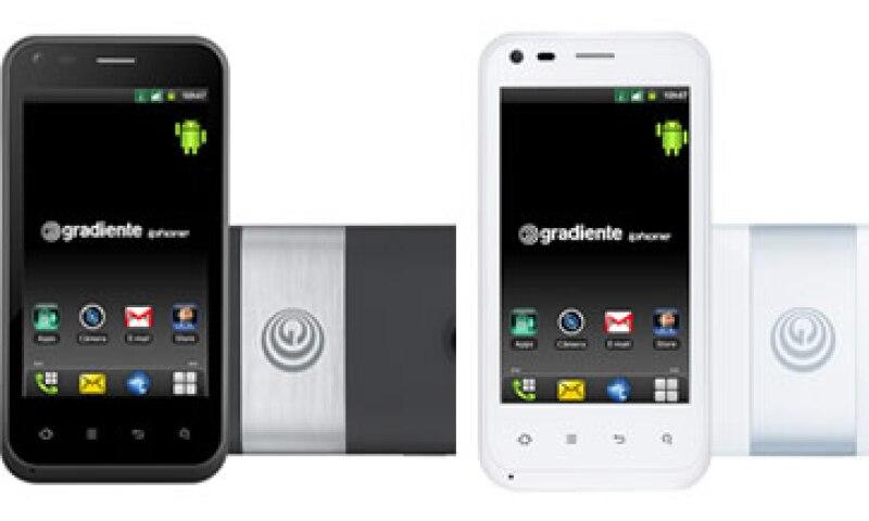 Apple no tiene el derecho para usar la marca iPhone en el mercado brasileño. (Foto: Especial / Tomadas de gradiente.com.br)