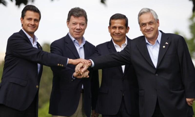 Este jueves se realizó la VII Cumbre Presidencial de la Alianza del Pacífico. (Foto: AP)