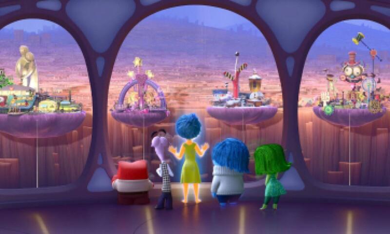 Intensa-mente recaudó alrededor de 91 millones de dólares con su estreno. (Foto: Facebook/Intensa-mente)