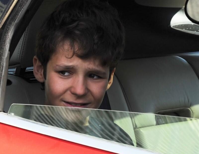 Froilán, el hijo de la infanta Elena, cumplió 18 años el pasado 17 de julio y sólo tenemos una cosa que decir: ¡No podemos creer lo mucho que ha crecido!