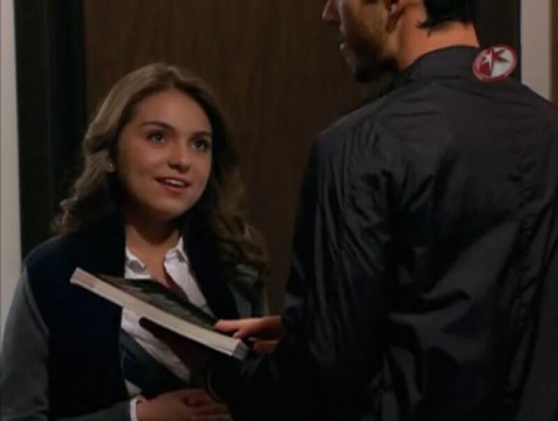 Sofía Castro tuvo una participación especial en la telenovela Teresa, que se transmitió en 2010.