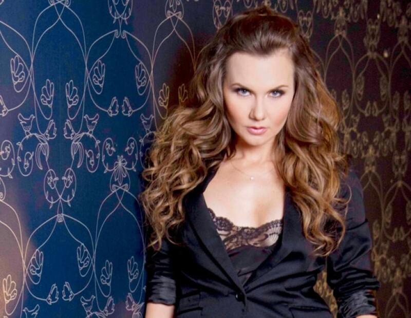 Michelle Vieth pronto iniciará con la transmisión de un programa nocturno con TV Azteca.