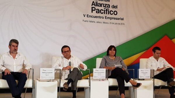 En Puerto Vallarta, México plantea ampliar la Alianza del Pacífico
