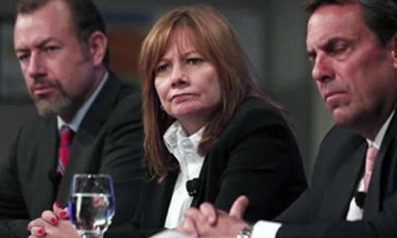 Los familiares de los fallecidos dudan del compromiso y la veracidad de Mary Barra y General Motors. (Foto: Getty Images)