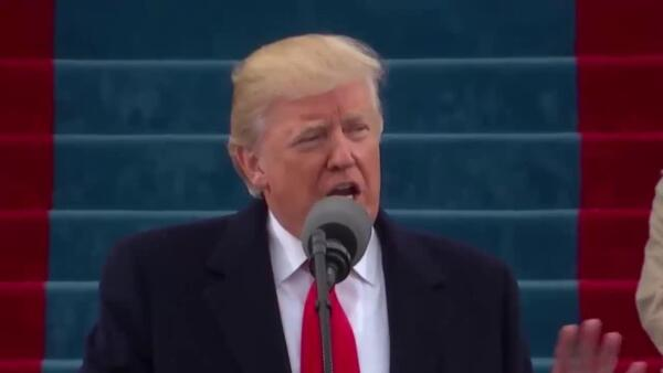 EL discurso de Donald Trump
