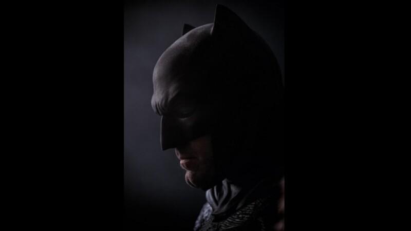 La nueva imagen del famoso héroe encapuchado para la película ?Batman v Superman: Dawn of Justice?