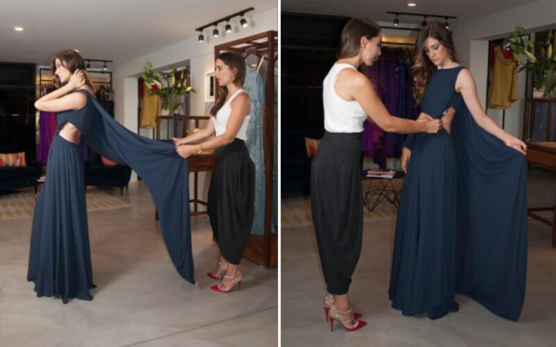 Platicamos con la guapa de Michelle Gutiérrez, de Conspiración Moda, quién nos revelo los mejores tips para lucir espectacular esta temporada de bodas.