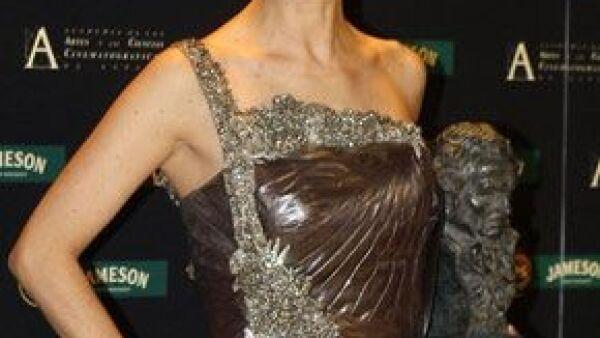 La actriz española recibirá el galardón de manos de la ministra de Cultura Angeles González-Sinde en el marco del Festival de Cine de San Sebastián, que arranca el viernes.