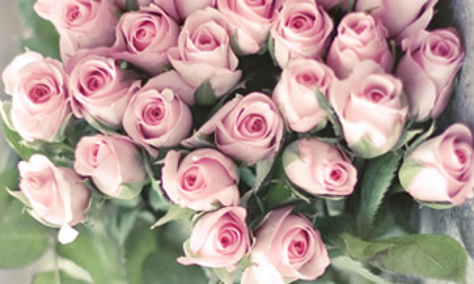 Además de flores, UPS transportará langostas frescas y dulces para los enamorados estadounidenses.  (Foto: Getty Images)