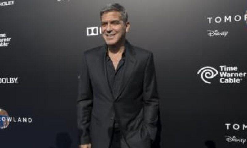 Este fin de semana tienes una cinta con George Clooney y Tomorrowland. (Foto: Reuters )