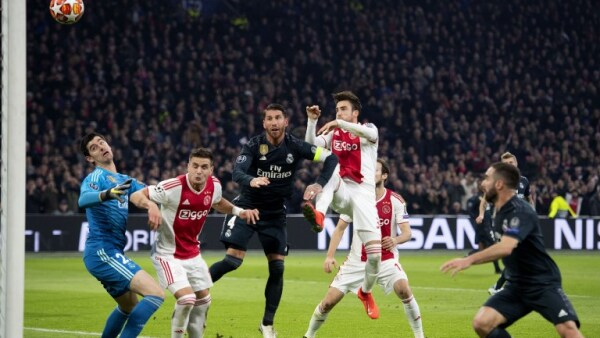 Ajax-Real Madrid