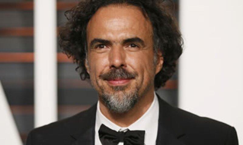 Alejandro González Iñárritu fue premiado por la Academia como Mejor Director. (Foto: Reuters )