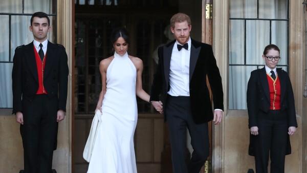 ¿Te perdiste la boda real? Aquí está el resumen