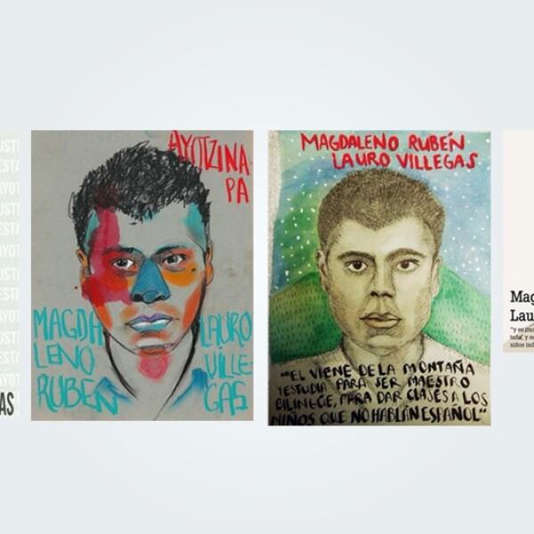 Magdaleno Ruben Lauro Ayotzinapa