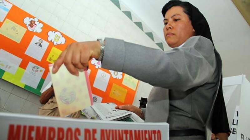 Los comicios chiapanecos se pintaron de 'verde' con el triunfo del PVEM y sus aliados el domingo