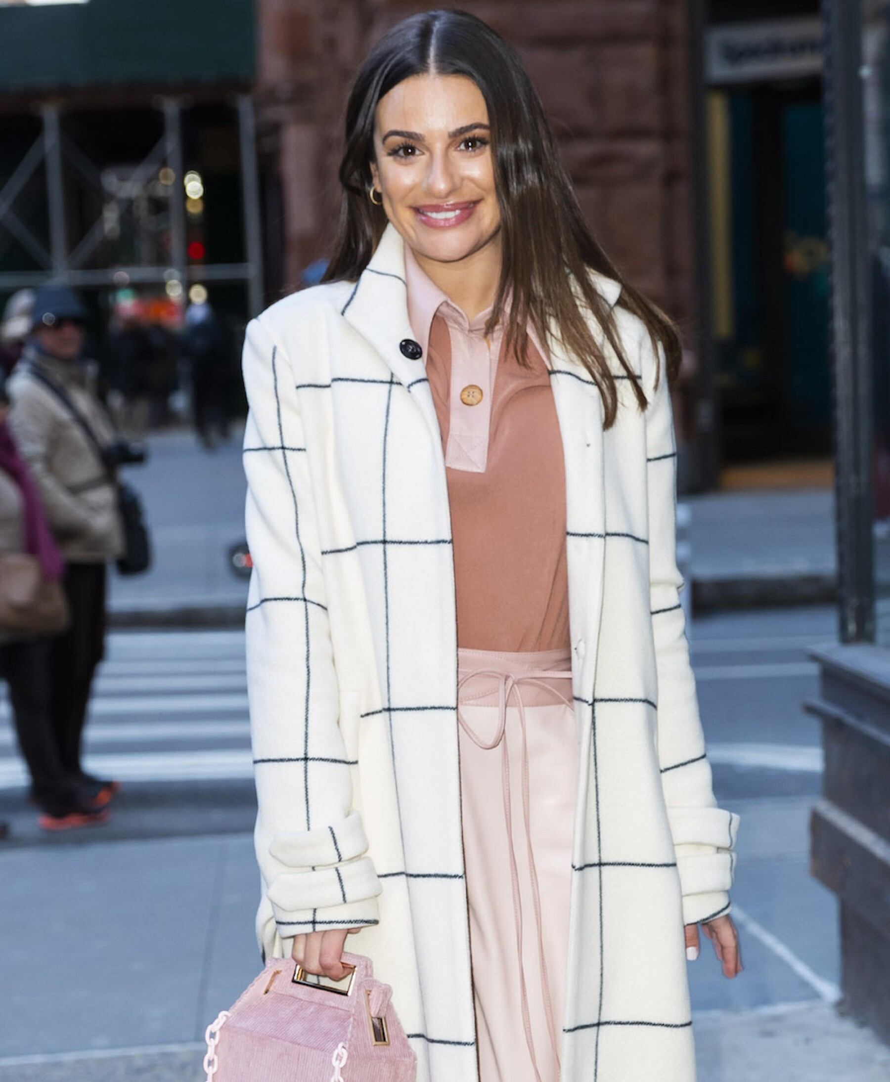 Celebrity Sightings In New York City - December 05, 2019