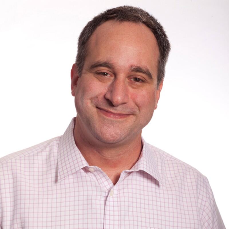 Mike Bronner es presidente de Dr. Bronners, nieto de Emanuel Bronner, y forma parte de la quinta generación de jaboneros en su familia.