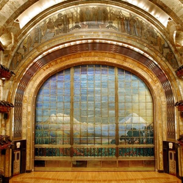 Bellas Artes interior 1