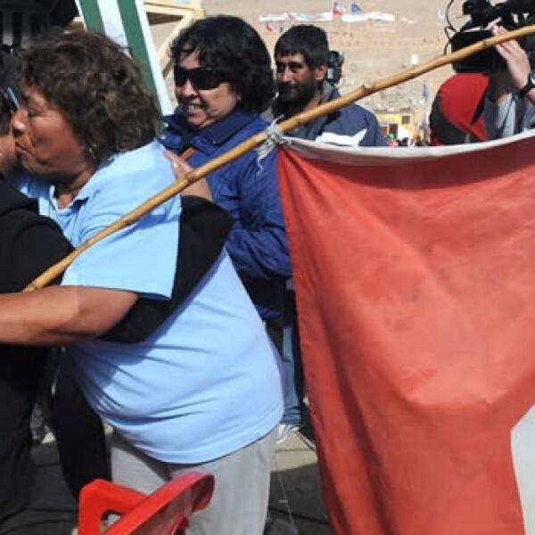 rescate mineros chile