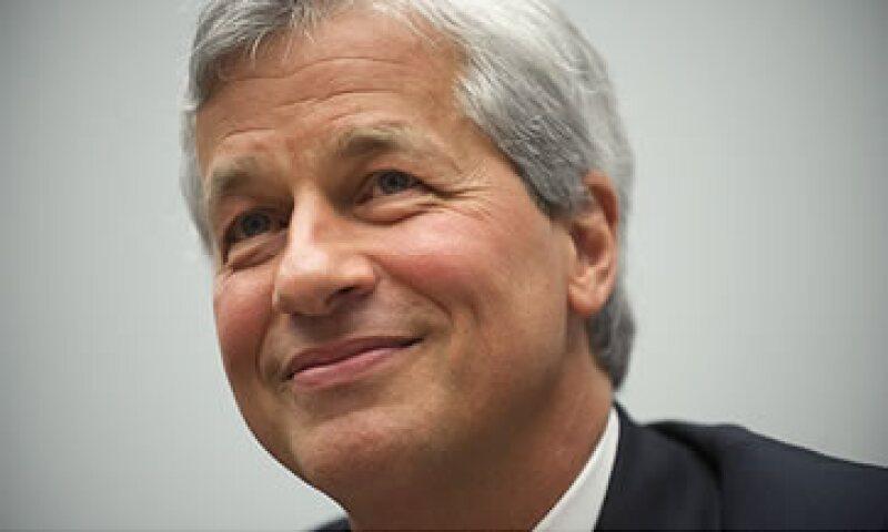 El presidente de JPMorgan, Jamie Dimon, dijo que la compañía ya tiene minuciosos planes de sucesión establecidos.  (Foto: tomada de CNNMoney.com)